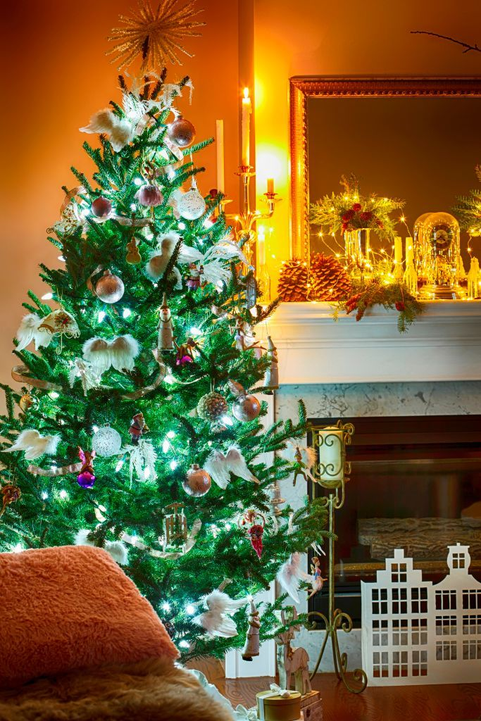 100 Christmas Tree Decorations Unique Ideas For 2020 Christmas Walls
